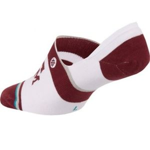 Stance Underwear & Socks - Stance Texas A+M no show socks